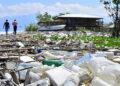 Pobladores de Omoa denunciarían a Guatemala a nivel internacional por el daño ambiental a sus playas.