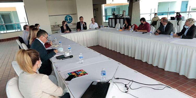 Nuestro partido que es de los más grandes, no tiene derecho a estar en las mesas electorales, dijo Nasralla.