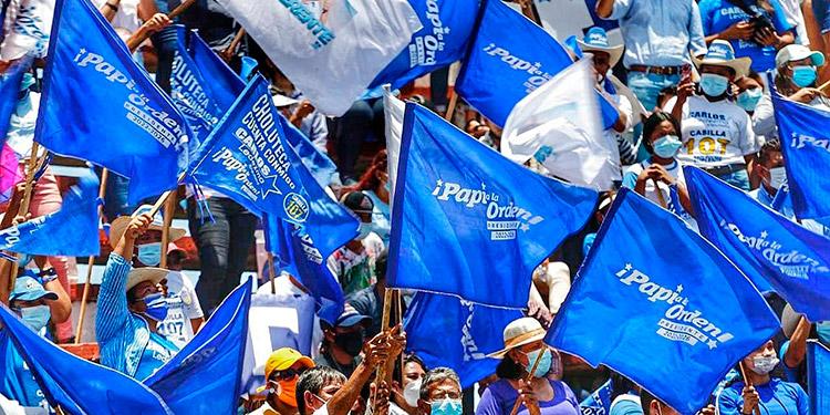 Más de 40 mil candidatos buscan un cargo de elección popular.