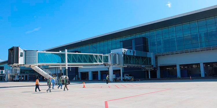 El Aeropuerto Internacional de Palmerola será inaugurado mañana, por autoridades locales y el Presidente Juan Orlando Hernández.
