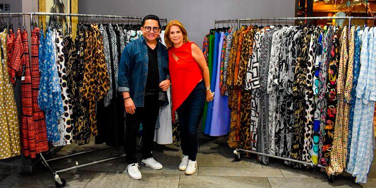 Miguel Chong y Patricia Casanova.