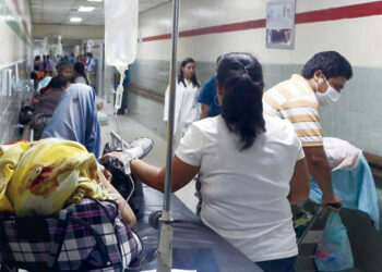 En un 15 por ciento se ha reducido la ocupación hospitalaria por COVID-19 en el IHSS debido a la vacunación de los derechohabientes.