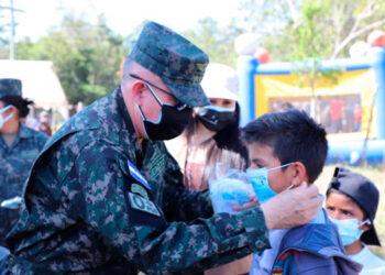 La brigada médica de las FF. AA. ofrecerá servicios de medicina general, odontología, ginecología, nutrición, pediatría y psicología.