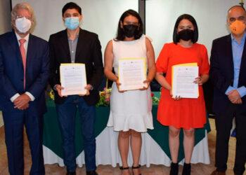 Cuatro destacados jóvenes hondureños acompañarán a la delegación del gobierno a la Conferencia de las Naciones Unidas sobre el Cambio Climático.