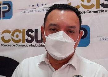 Carlos Zelaya, director ejecutivo de la CCIS.