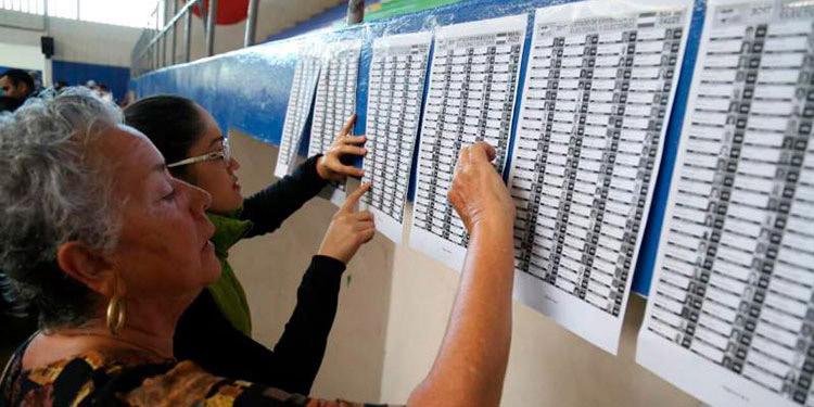 Se estima 5.1 millones de electores para las elecciones generales.