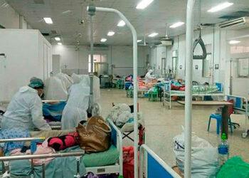 Desde el inicio de la pandemia a la fecha la región sur reporta 303 defunciones.