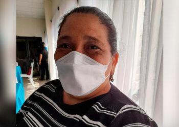 Ilse Villatoro, candidata a diputada de Choluteca por Libre.