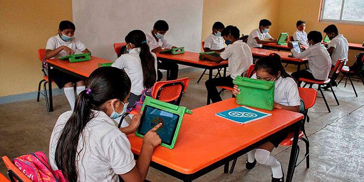 Según las autoridades, el proceso de reapertura de centros educativos continuará bajo las autorizaciones del Sinager local.