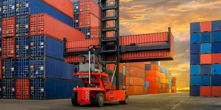 Los altos costos de los fletes marítimos internacionales actuales impactan en la competitividad de bienes de bajo valor y de alto volumen.