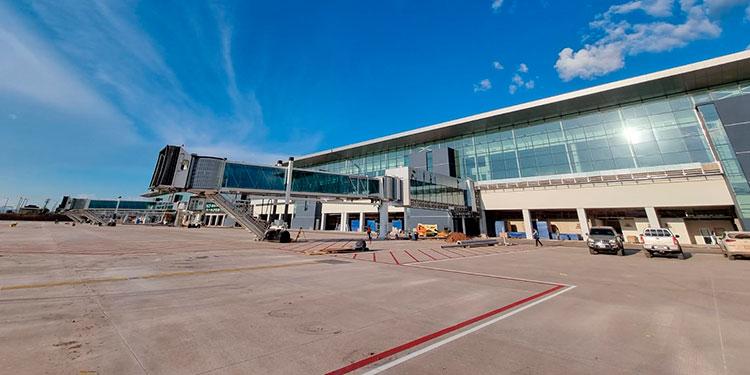 El Aeropuerto Internacional de Palmerola, con sede en Comayagua, iniciará operaciones el 15 de octubre próximo.