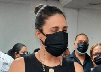 Ericka Urtecho Echeverría es la candidata a diputada.