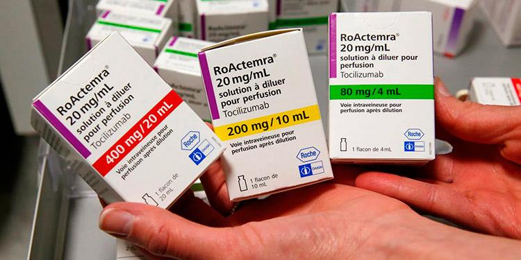 Médicos urgieron de la compra de Tocilizumab para prevenir muerte de pacientes COVID.