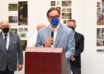 German Castañeda, vicepresidente de Imagen Corporativa, Ficohsa.