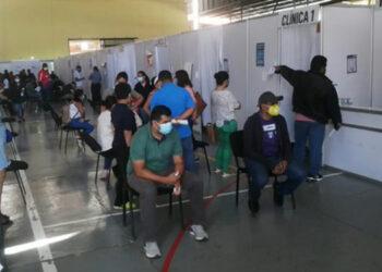 Los niveles de contagio del COVID-19 se mantiene en el país y se registra una disminución de los casos graves, esto gracias a la vacunación.