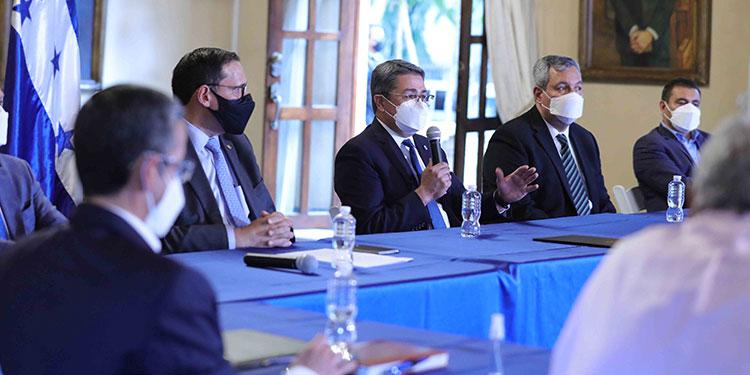 El importante decreto fue firmado ayer, en Consejo de Ministros, para desarrollar el Golfo de Fonseca y reafirmar la soberanía nacional.