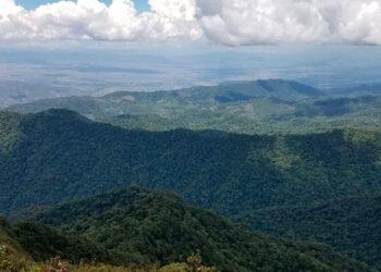 """La zona del mirador """"La Picucha"""", en el parque nacional Sierra de Agalta, pertenece al municipio de Catacamas."""