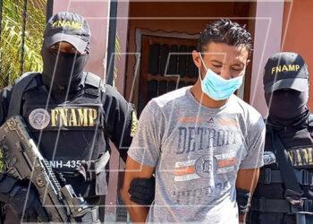 El detenido fue remitido ante las autoridades judiciales respectivas.