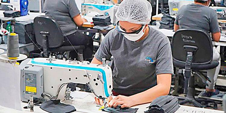 La región norte continúa siendo intensiva en la generación de empleo en esta industria.