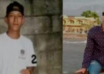 Olvin Díaz y Erol Madrid fueron las víctimas de un tiroteo en la colonia Sinaí, de La Ceiba, Atlántida.
