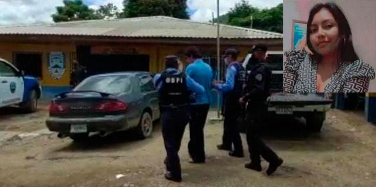 En menos de 24 horas, el presunto feminicida, Israel Baruc Osorio Ponce, fue capturado por la Policía.