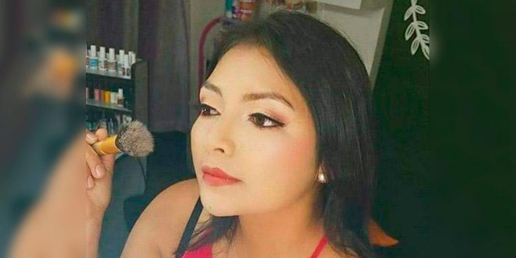 Claudia Gisela Flores Palma (25), quien falleció a disparos, era madre de tres hijos.