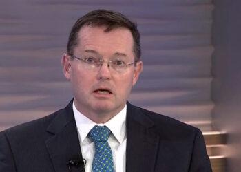 Director del FMI para el hemisferio occidental, Nigel Chalk