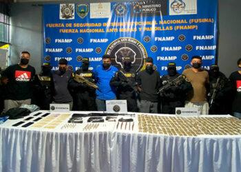El Ministerio Público, las unidades de Microtráfico y la de Delitos Contra la Vida y la FNAMP ejecutaron la captura de al menos 25 implicados en diversos delitos.