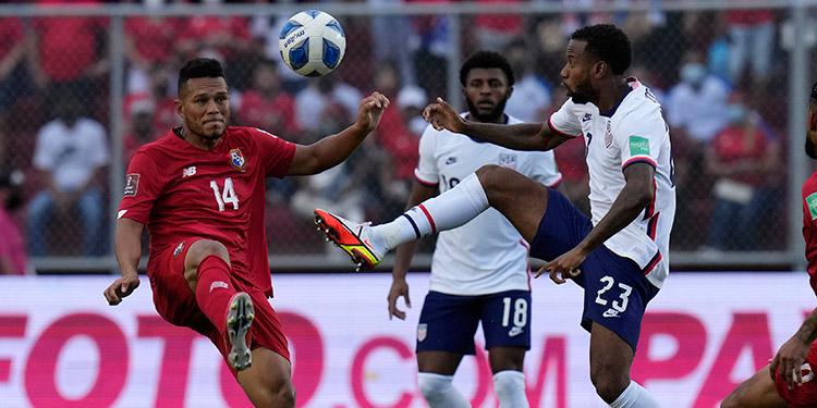 Panamá sorprendió y venció a Estados Unidos.