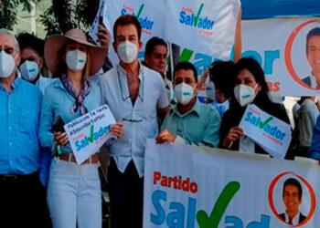 Directivos del Partido Salvador de Honduras (PSH) afirman que sus planillas para cargos de elecciones popular en los departamentos de Cortés y Choluteca no están en riesgo.