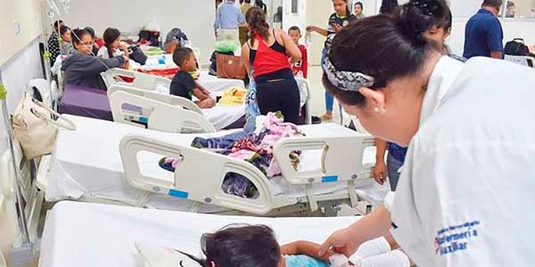 Si los casos de dengue siguen aumentando, el país entraría en fase de epidemia por esta enfermedad, advierten autoridades de Salud.