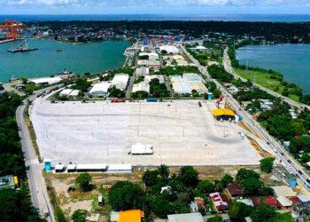 Los avances de Puerto Cortés lo han convertido en una instalación referente del Atlántico y el Caribe.