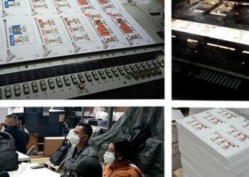 Al menos 15 millones 570 mil 160 papeletas electorales serán impresas en los niveles electivos para la presidencia.