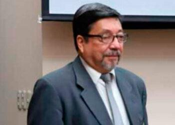 Roberto Brevé Reyes, comisionado del RNP.