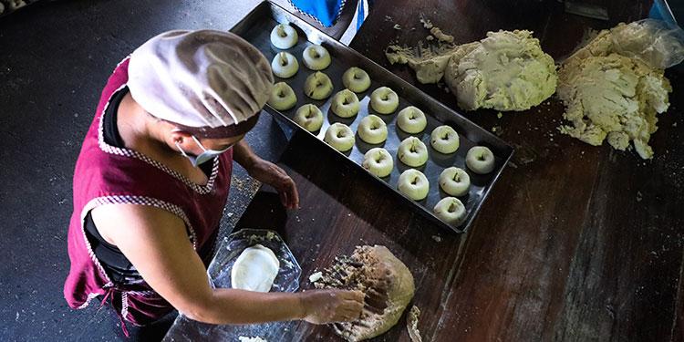 La rosquilla es uno de los productos autóctonos más apetecidos por los catrachos dentro y fuera de nuestras tierras.