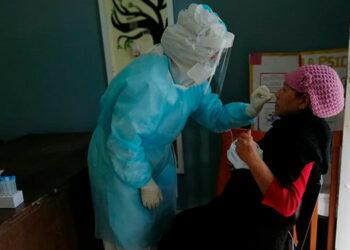 En tres semanas epidemiológicas la atención de pacientes por COVID-19 ha disminuido en Siguatepeque, Comayagua.