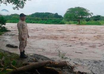 La mayor cantidad de lluvias se darán en la cuenca del río Lempa y cuenca alta del río U1úa.