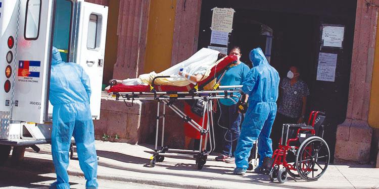 El 78 por ciento de las muertes por COVID-19 en Honduras corresponde a personas de la tercera edad.