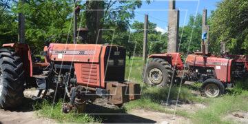 Un total de 100 tractores provenientes de Venezuela llegaron a Honduras y de estos 16 fueron para la zona sur.