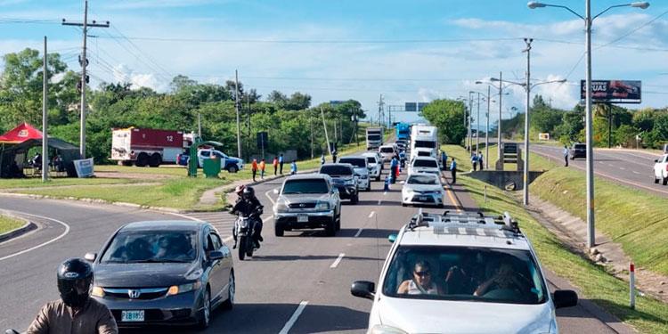Las autoridades hicieron un llamado a la población, para que se aboque a reclamar sus unidades decomisadas