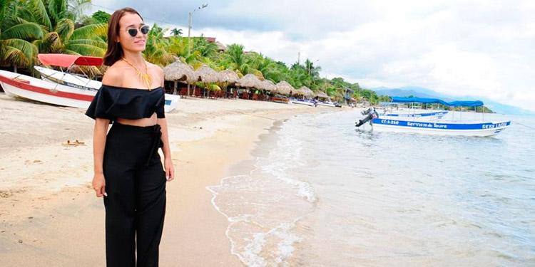 Las hermosas playas cuentan con una importante biodiversidad donde miles de turistas se dan cita para disfrutar de Honduras.
