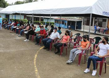 Honduras ha aplicado 6.3 millones de vacunas.