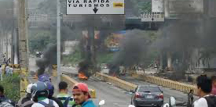 Los actos vandálicos en las marchas también serán penalizados.