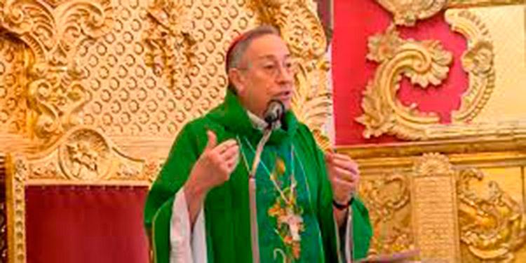 Cardenal Óscar Andrés Rodríguez.