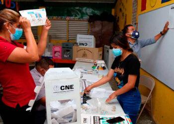 Son más de 18,000 JRV o centros de votación los acreditados a nivel nacional para las elecciones del 28 de noviembre próximo.