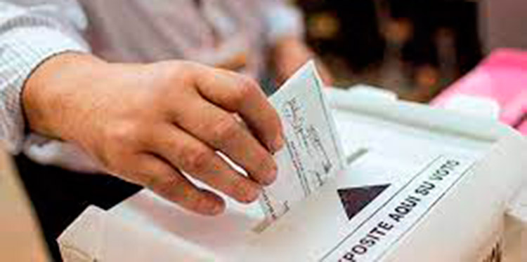 Todos los candidatos son obligados a registrar sus aportes económicos y contribuciones.