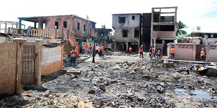 $10 millones costaría reconstrucción de Guanaja.