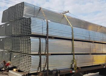 Las importaciones de hierro plano para construcción ascienden al tercer lugar, solo superadas por los derivados del petróleo y los medicamentos por la pandemia.