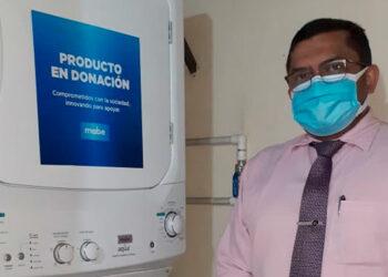 """Los centros de lavado Mabe cuentan con un ciclo especial denominado """"sanitizado""""."""