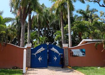 La esposa de mandatario, además se hizo presente en el Centro de Atención al Migrante Retornado de la zona.